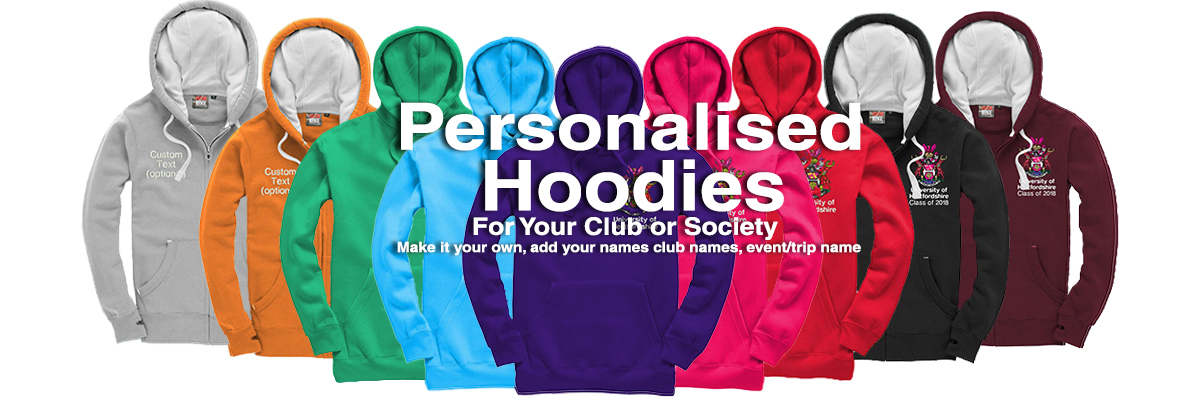 Hertfordshire University Hoodies | University Clothing